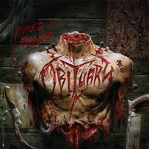 Obituary Inked In Blood Deluxe Edition