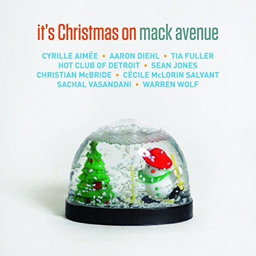 Various Artist It's Christmas On Mack Avenue
