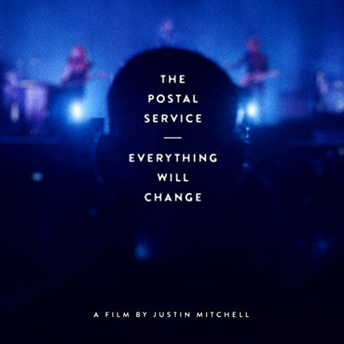 The Postal Service Everything Will Change (blu Ray & Dvd)