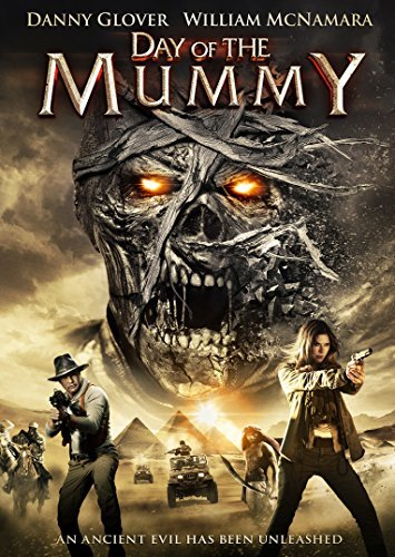 Day Of The Mummy Glover Mcnamara DVD Nr