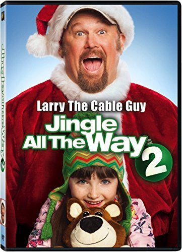 Jingle All The Way 2 Larry The Cable Guy DVD Pg