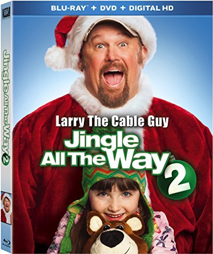 Jingle All The Way 2 Larry The Cable Guy Blu Ray Pg