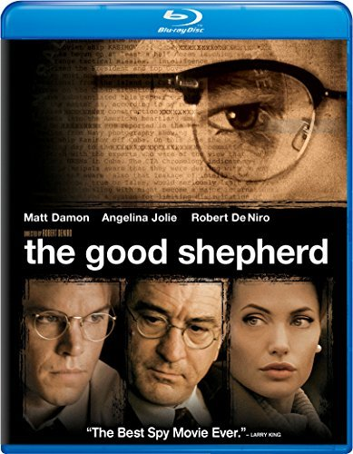 Good Shepherd Damon Jolie De Niro Blu Ray R
