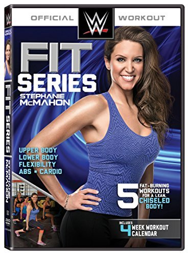 Stephanie Mcmahon Wwe Fit Series For Women
