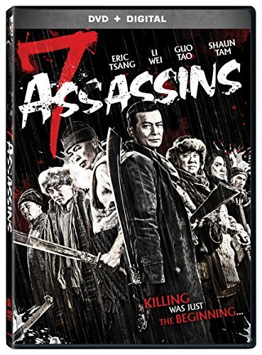 7 Assassins 7 Assassins DVD R