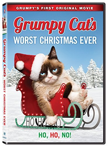 Grumpy Cat's Worst Christmas Ever Grumpy Cat's Worst Christmas Ever DVD G