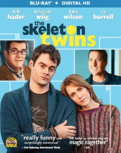Skeleton Twins Wiig Hader Wilson Blu Ray R