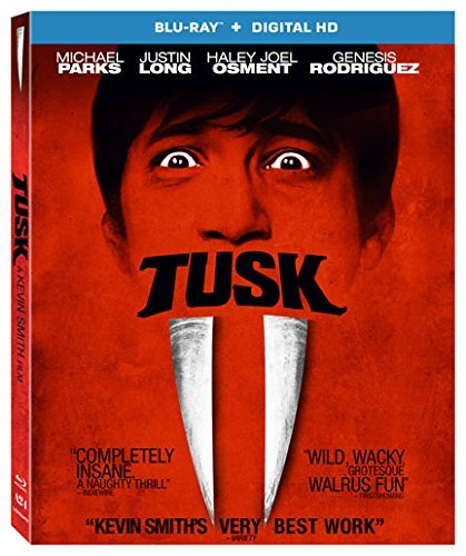 Tusk Long Parks Osment Blu Ray R