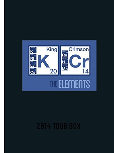 King Crimson Elements Of King Crimson Tour 2cd Elements Of King Crimson Tour
