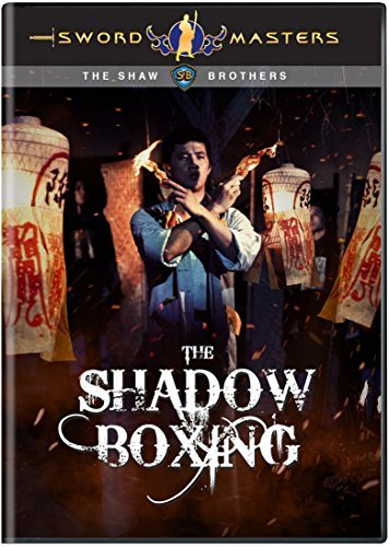 Sword Masters The Shadow Boxing Sword Masters The Shadow Boxing DVD Nr