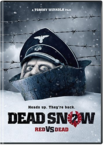 Dead Snow 2 Red Vs Dead Dead Snow 2 Red Vs Dead DVD R