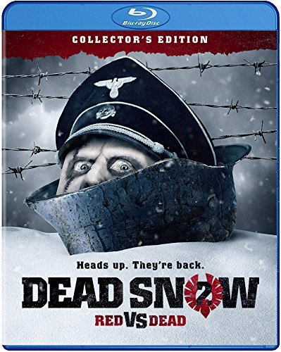 Dead Snow 2 Red Vs Dead Dead Snow 2 Red Vs Dead Blu Ray R