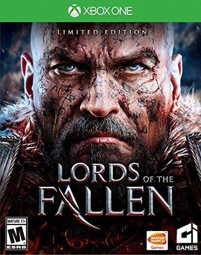 Xbox One Lords Of The Fallen Ltd Edition