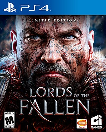 Ps4 Lords Of The Fallen Ltd Edition Lords Of The Fallen Ltd Edition