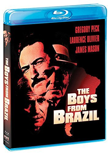 Boys From Brazil Peck Olivier Mason Blu Ray R