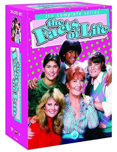 Facts Of Life The Complete Series DVD