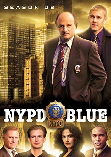 Nypd Blue Season 8 DVD