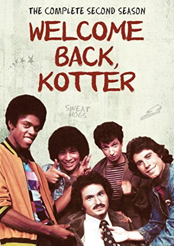 Welcome Back Kotter Season 2 DVD