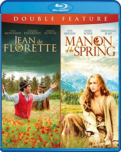 Jean De Florette Manon Of The Spring Double Feature Blu Ray