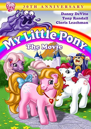 My Little Pony The Movie My Little Pony The Movie DVD G