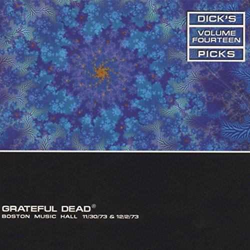 Grateful Dead Dick's Picks 14 Boston Music