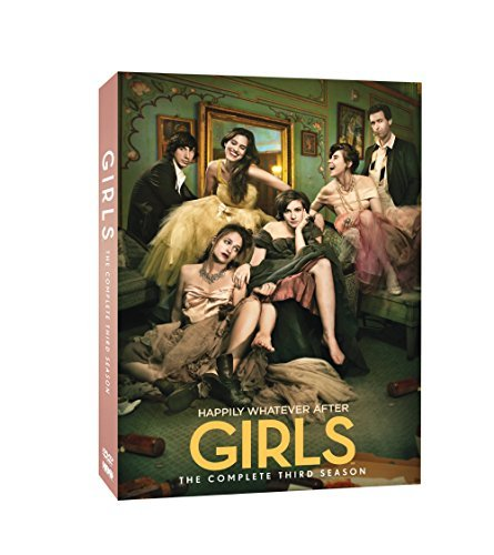 Girls Season 3 DVD