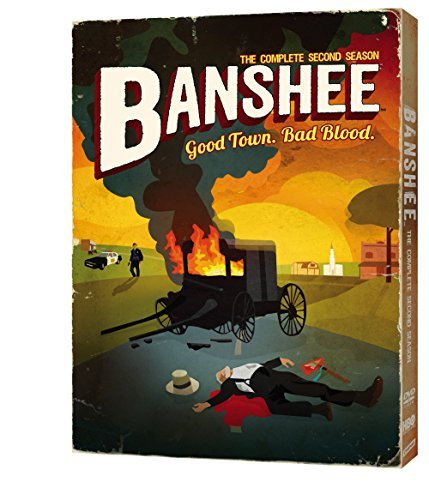 Banshee Season 2 DVD