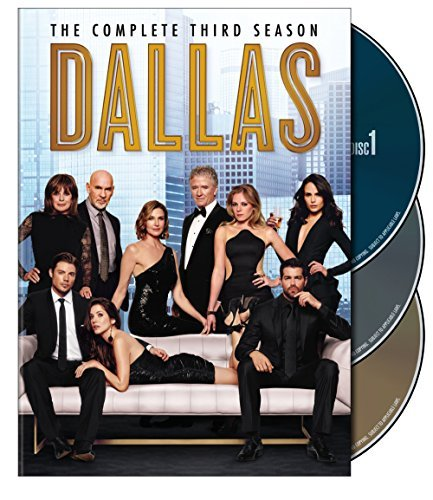 Dallas (2012) Season 3 Final Season DVD
