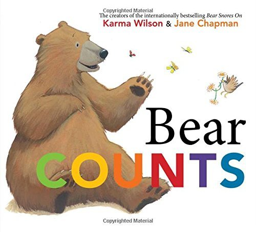 Karma Wilson Bear Counts