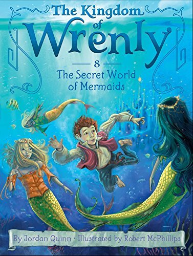 Jordan Quinn The Secret World Of Mermaids