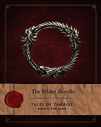 Titan Books The Elder Scrolls Online Tales Of Tamriel Book I The Land