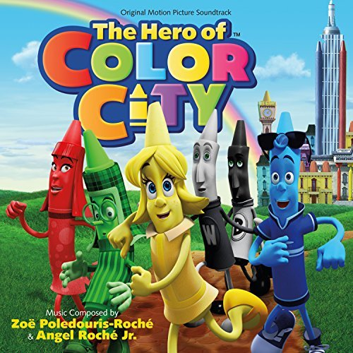 Hero Of Color City Soundtrack