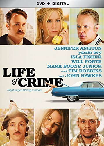 Life Of Crime Aniston Mos Def Fisher Forte Robbins DVD R