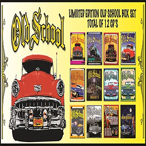 Various Artist Old School Gold Box Set