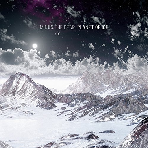 Minus The Bear Planet Of Ice (purple)