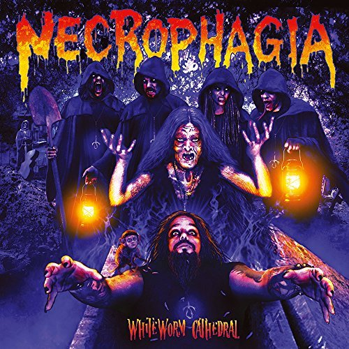 Necrophagia White Worm Cathedral