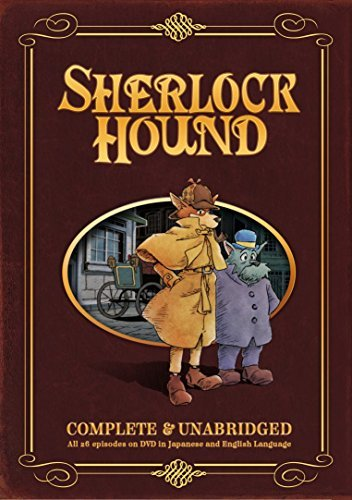 Sherlock Hound The Complete Se Sherlock Hound The Complete Se
