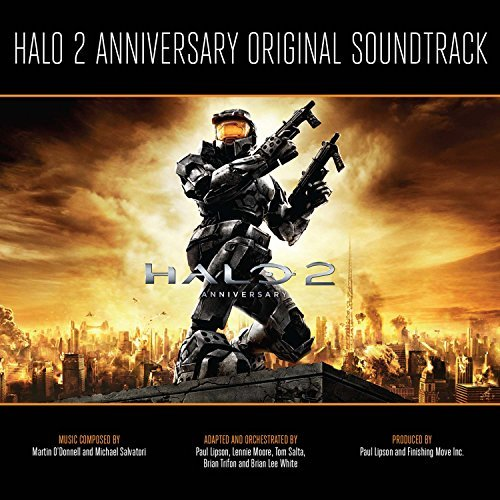 Soundtrack Halo 2 Anniversary Original Soundtrack