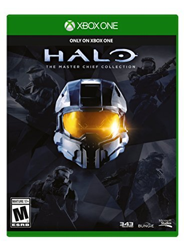Xb1 Halo Master Chief Collection