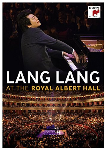 Lang Lang Lang Lang At The Royal Albert Hall (dvd)