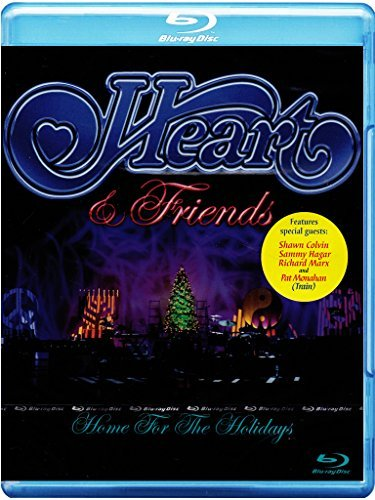 Heart Heart & Friends Home For The Holidays