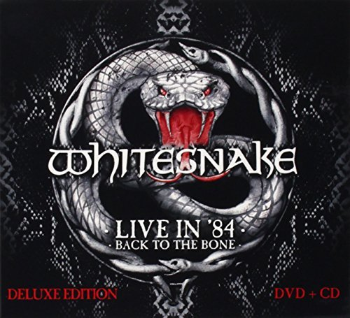 Whitesnake Live In 84 Back To The Bone