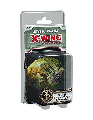 Fantasy Flight Games Star Wars X Wing M3 A Intereceptor Expansion