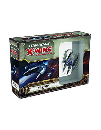 Fantasy Flight Games Star Wars X Wing Ig 2000 Expansion