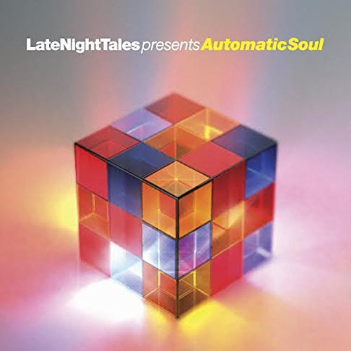 Groove Armada Late Night Tales Presents Automatic Soul