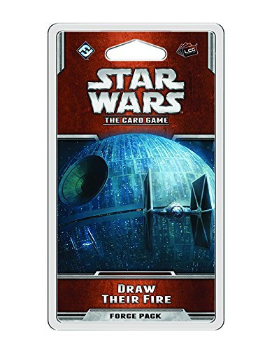 Star Wars Lcg Star Wars Lcg Draw Their Fire Force Pack