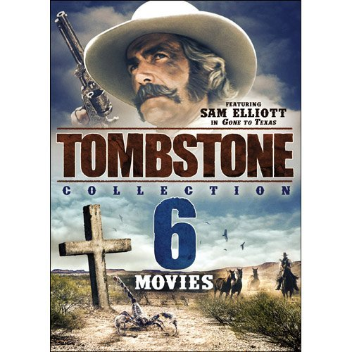 6 Movie Tombstone Collection 6 Movie Tombstone Collection