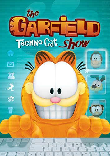 Garfield Show Techno Cat Garfield Show Techno Cat