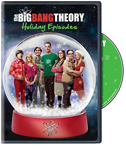 Big Bang Theory Holiday DVD