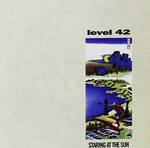 Level 42 Staring At The Sun Import Eu